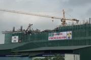 Hải Dương: Dự án hàng trăm tỷ sập giàn giáo, 5 người bị thương