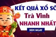 KQ XSTV 25/10 - Kết quả xổ số Trà Vinh hôm nay thứ 6 ngày 25/10/2019