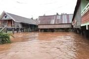 Đắk Lắk: Ngập nặng sau bão số 6, hàng trăm hộ dân di dời khẩn cấp