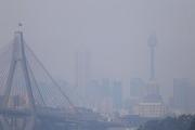 Cháy rừng làm chất lượng không khí giảm mạnh tại NSW và Queensland