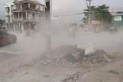 Bình Dương: Dân khốn khổ vì thi công đường không có chỉ huy