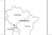 Lại xảy ra động đất ở Cao Bằng, nhiều khu vực bị rung lắc