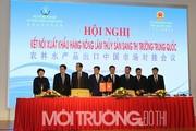 Hội nghị kết nối xuất khẩu hàng nông-lâm-thủy sản sang thị trường TQ