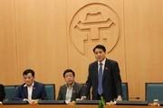 Chủ tịch Hà Nội nói gì về phản ứng của mọi người với chất Redoxy-3C?