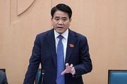 Chủ tịch Hà Nội yêu điều tra rõ vụ chôn chất thải nguy hại ở Sóc Sơn