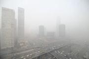 Nhiều tỉnh miền Bắc ô nhiễm bụi trong ngày đầu năm