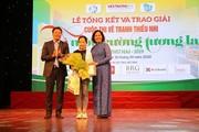 Video Lễ tổng kết và trao giải cuộc thi vẽ tranh vì môi trường lần 2