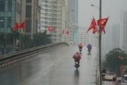 Dự báo thời tiết ngày 27/1: Bắc Bộ mưa rét, Nam Bộ nắng nóng