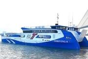 Phà biển Cần Giờ - Vũng Tàu bắt đầu chạy vào cuối tháng 4/2020