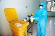 Vĩnh Phúc: Xử lý 15 tấn rác thải mỗi ngày phòng dịch Covid-19