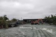 Xưởng đá gây ô nhiễm môi trường