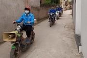 Bắc Giang xử phạt 110 trường hợp không đeo khẩu trang