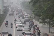 Thời tiết khiến chất lượng không khí Hà Nội xấu trở lại
