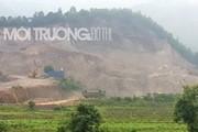 Lương Sơn: Dân khốn khổ vì mỏ đất núp bóng 'đại công trình'?