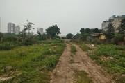 Có dấu hiệu bao che việc chôn lấp phế thải trái phép ở hồ Linh Đàm