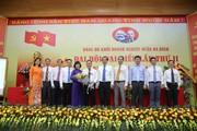 Quận Ba Đình tổ chức thành công Đại hội Đảng bộ Khối doanh nghiệp
