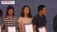 MT&ĐT Việt Nam điện tử đoạt giải thưởng về lĩnh vực môi trường