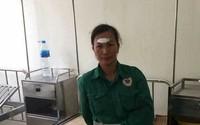 Gia cảnh đáng thương của nữ công nhân vệ sinh môi trường bị đánh