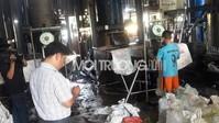 Đà Nẵng: Phát hiện cơ sở sản xuất hàng chục tấn đá viên bẩn