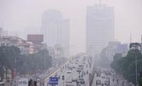 Ô nhiễm không khí có thể tàn phá mọi bộ phận trong cơ thể