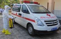 TP.HCM: Số ca cách ly Covid-19 tại bệnh viện dã chiến tăng