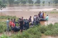 Gần 70 người thiệt mạng do mưa lũ và sạt lở đất tại Ấn Độ
