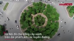 5 năm trồng 1 triệu cây xanh, phố phường Thủ đô xanh mướt