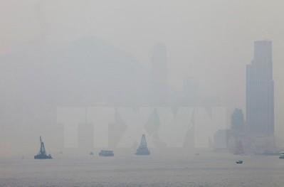 Ô nhiễm khói bụi ở miền Bắc Trung Quốc ngày càng nghiêm trọng