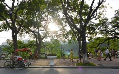 Thời tiết hôm nay 26/9: Hà Nội đã nắng trở lại sau áp thấp nhiệt đới