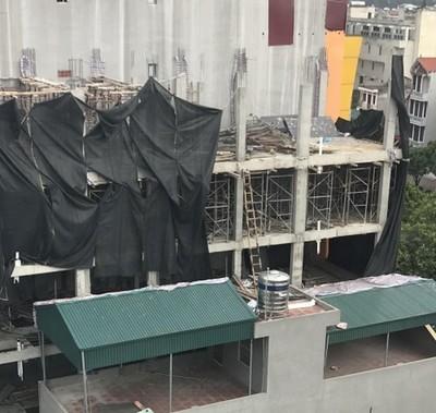 """Long Biên - Hà Nội: Xây dựng sai phép rồi xin """"điều chỉnh""""?"""