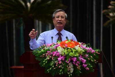 Ông Trần Quốc Vượng chính thức làm thường trực Ban Bí thư