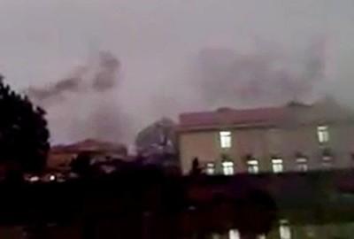 Thanh Hóa: Lò đốt rác thải y tế xả khói, gây ô nhiễm môi trường