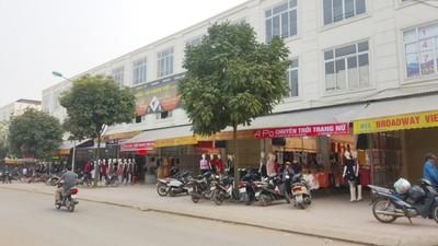 Gia Lâm (HN): Cty Tân Hùng Minh biến khu liên hợp thể thao thành nơi bán hàng?