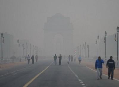 New Dehli tạm dừng các công trình xây dựng ở để giảm ô nhiễm