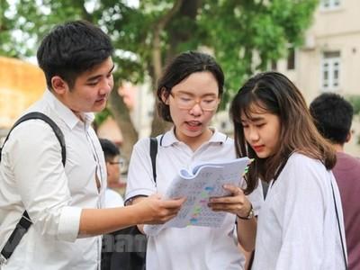 Sáng nay, thí sinh biết điểm thi THPT Quốc gia năm 2018