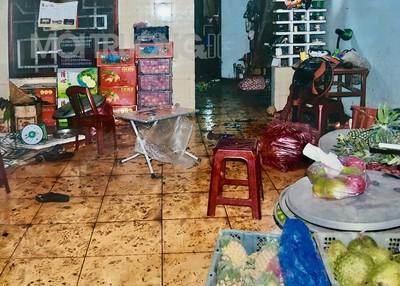 Gia Lai: Tạt xăng đốt vợ, họa lây chủ nhà
