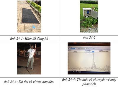Giảm thất thoát nước mạng lưới ở TP. Tân An, Long An (Kỳ 24)