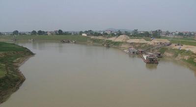 Chung tay bảo vệ môi trường lưu vực sông Cầu