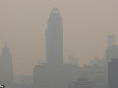 Ô nhiễm không khí tấn công nhiều đô thị châu Á