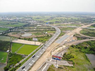 Cao tốc Trung Lương - Mỹ Thuận sẽ thông xe vào tháng 7-2021