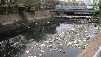 7 triệu m3 nước thải sinh hoạt ra xả ra môi trường mỗi ngày