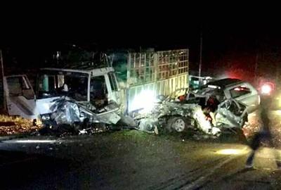 Tin tức tai nạn giao thông mới nhất, nóng nhất hôm nay 7/12/2019