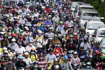 TP.HCM: Điều chỉnh giao thông nhiều tuyến đường ở các quận trung tâm