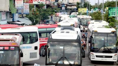 Cấm xe 29 chỗ trở lên vào trung tâm TP. Nha Trang giờ cao điểm