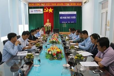 Điện lực Đắk Nông làm việc với Điện lực Mondulkiri – Campuchia