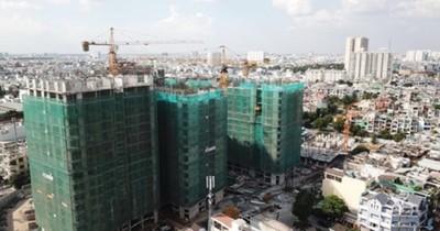 TP Hồ Chí Minh: Phân khúc căn hộ giảm sút nghiêm trọng