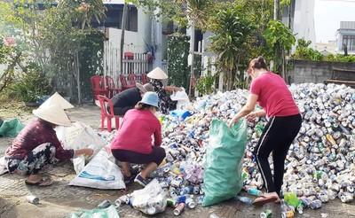 Phân loại rác thải tại nguồn tại Hội An