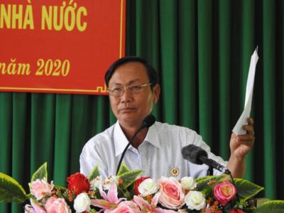 Đắk Nông: Kỷ luật Chánh án Tòa án huyện Tuy Đức