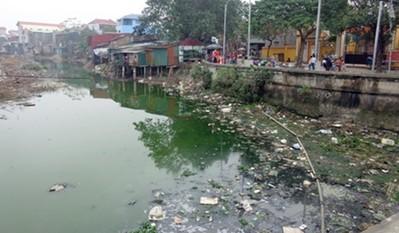 Ô nhiễm môi trường làng nghề cần được xử lý nghiêm khắc và kịp thời