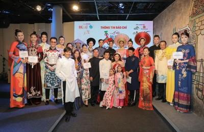 NTK Việt Hùng quảng bá hình ảnh TP.HCM qua lễ hội Áo dài